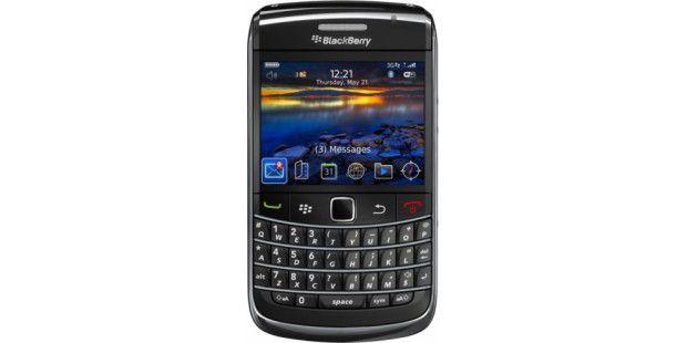 Herunterladen von Apps für BlackBerry-Smartphones