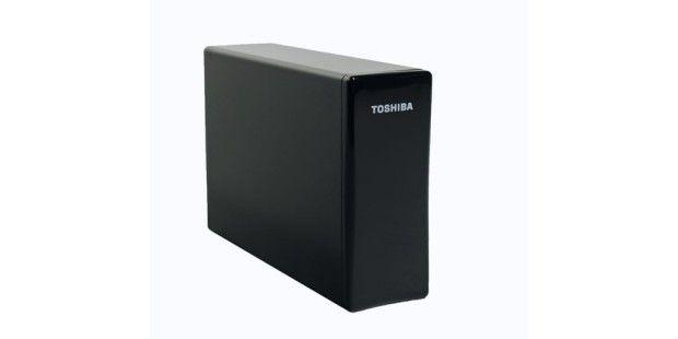 Platz 10: Toshiba Stor.E TV