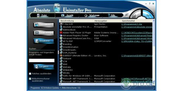 Absolute Uninstaller Pro 5.0.1.3