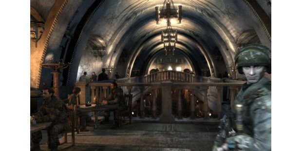 Metro 2033 - Die Stationen: Polis