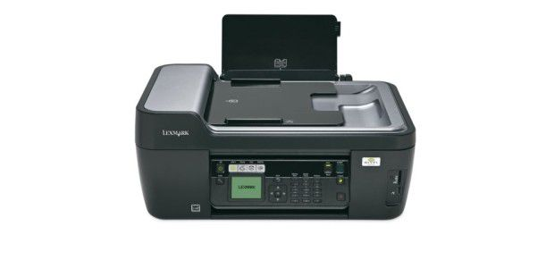 lexmark prospect pro205 im test pc welt. Black Bedroom Furniture Sets. Home Design Ideas