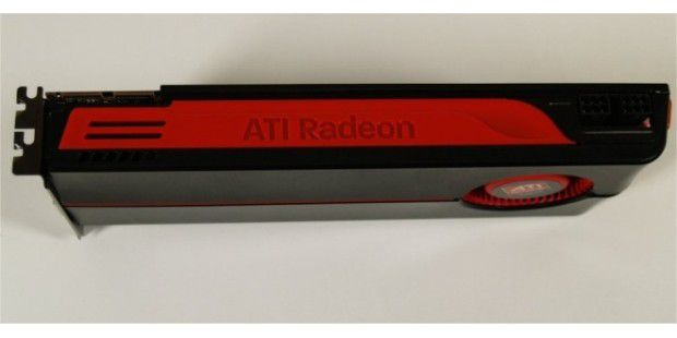 AMD-Grafikkarte ATI Radeon HD 5870