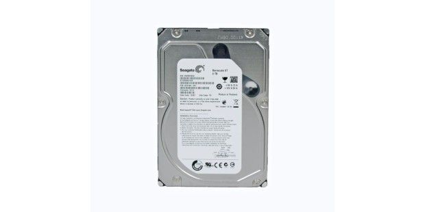 Seagate Barracuda XT 2 TB ST32000641AS