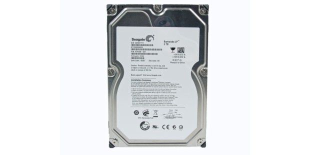 Seagate Barracuda LP 2 TB ST32000542AS