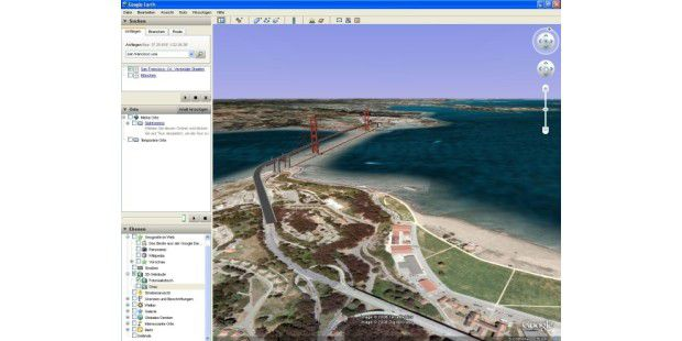 Google Earth 4.3