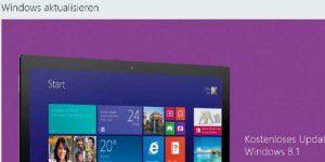 So geht´s: Von XP / 7 / 8 auf Windows 8.1 Update 1