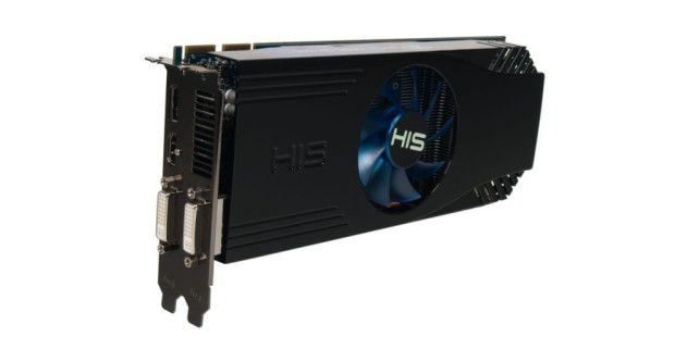 HIS Radeon HD 5830 iCooler V 1024MB Portrait