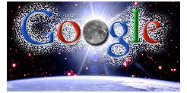 Google Mond