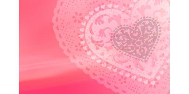 Lacy Hearts Theme Pack für Windows 7 (von Microsoft) - Bild 1