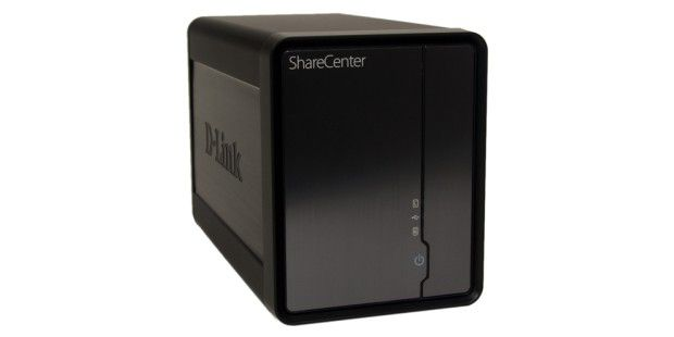 NAS: D-Link Sharecenter Shadow DNS-325