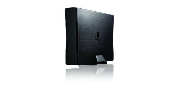 Platz 10: Iomega Prestige Desktop Hard Drive 1 TB USB 3.0