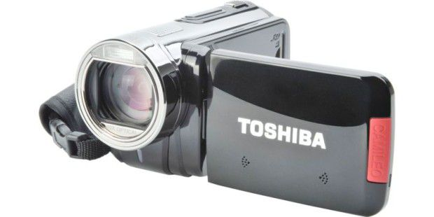 Platz 10: Toshiba Camileo X100
