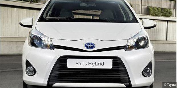 yaris hybrid im test – lohnt sich der Öko-zwerg von toyota? - pc-welt