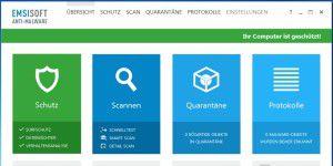 Sicherheit: Emsisoft Anti-Malware
