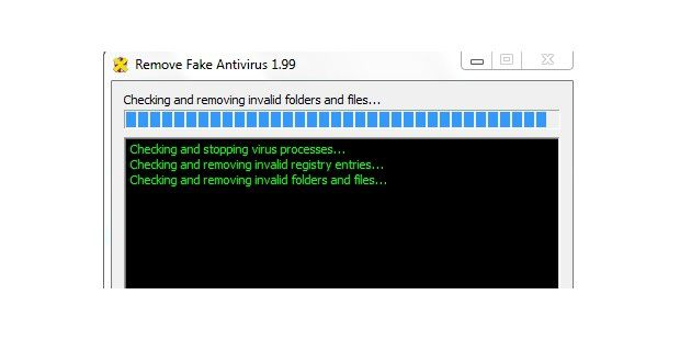 Remove Fake Antivirus - kostenloser Download