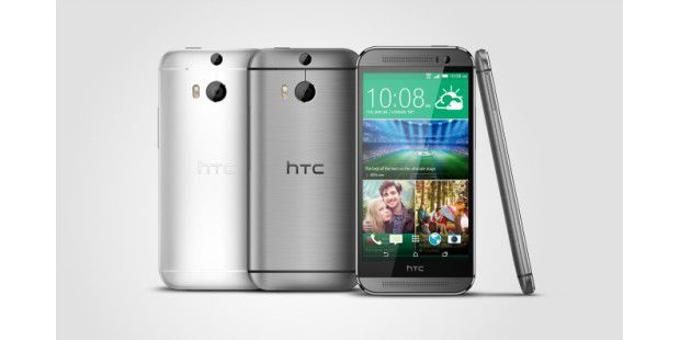 HTC One M8: Design