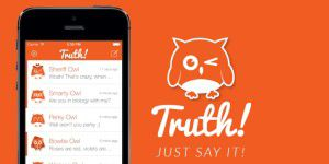 Truth: iOS-App verspricht anonyme Kommunikation