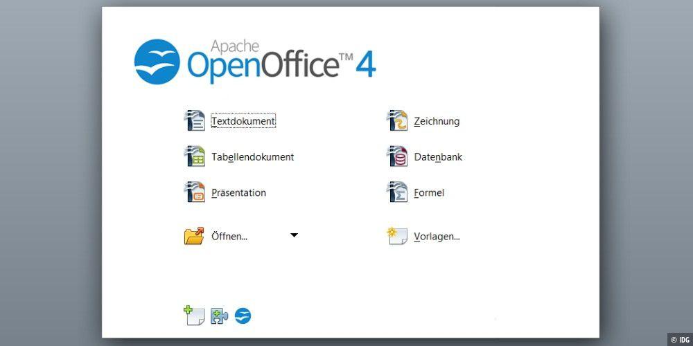 OpenOffice - PC-WELT