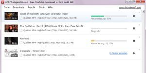 Video-Downloader: Free Youtube Download