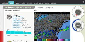 Weather Watcher Live