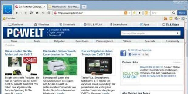 Maxthon Browser - Download
