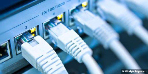 Router /DSL / W-Lan / Hotspot / Netzwerk/ Anbieter - cover
