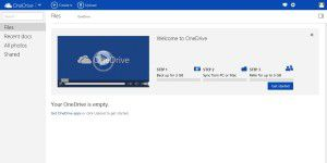 Microsoft OneDrive (ehemals SkyDrive)