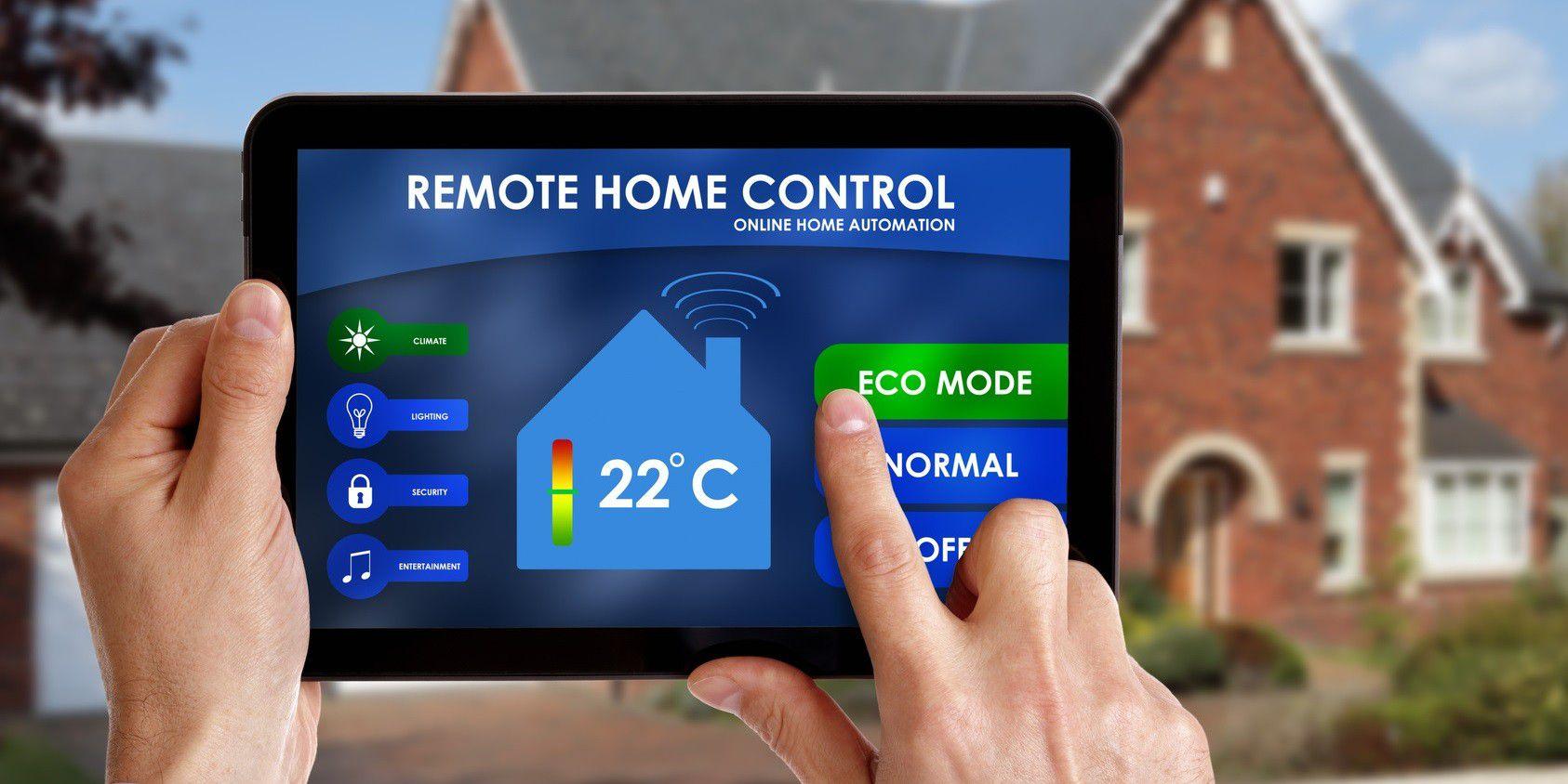 android als fernbedienung f r das smart home pc welt. Black Bedroom Furniture Sets. Home Design Ideas