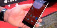 Video:Sony Xperia Z3 im Hands-on
