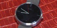Video: Motorola Moto 360 im Hands-on