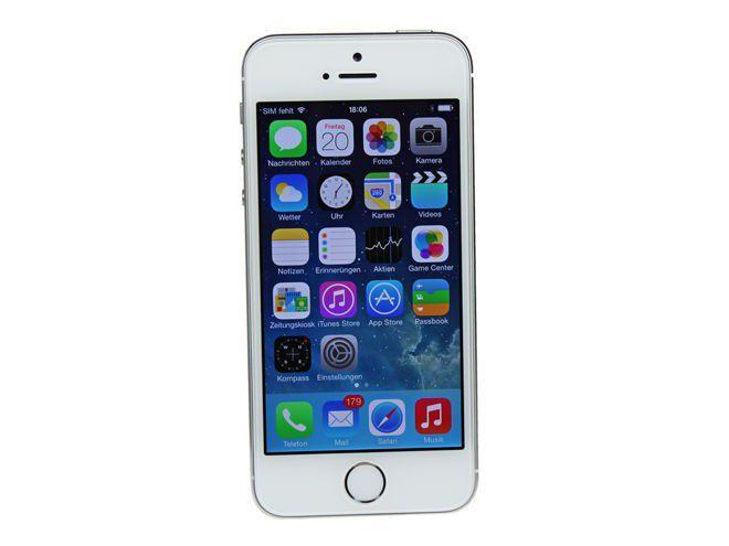 apple iphone 5s im test pc welt. Black Bedroom Furniture Sets. Home Design Ideas