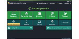 AVG Anti-Virus Free Edition 2015