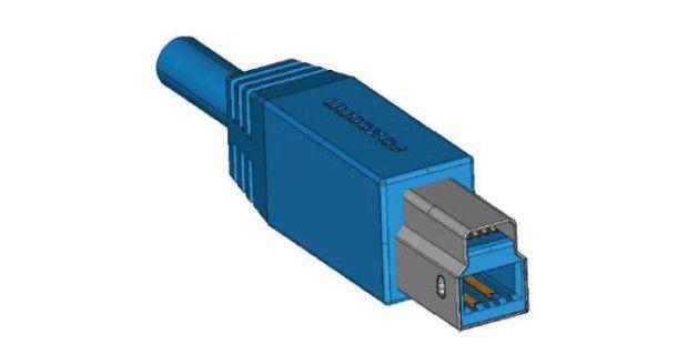 USB-3.0-Stecker vom Typ B