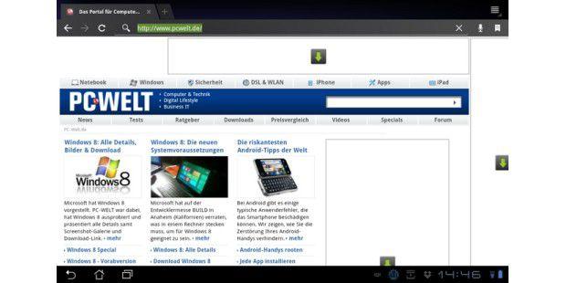 Welcher Tablet-PC ist der richtige? Android