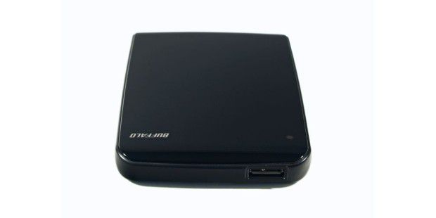 Buffalo MiniStation Lite USB 3.0 640 GB