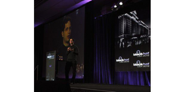 Blackhat 2012 in Las Vegas