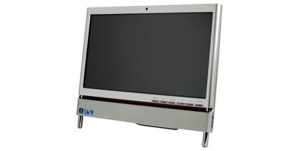 Bildschirm-PCs mit Touch-Funktion