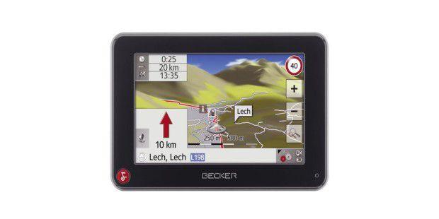 Die besten Navigationsgeräte