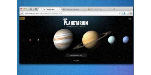Firefox 8.0: Ausblick auf die neue Oberfläche