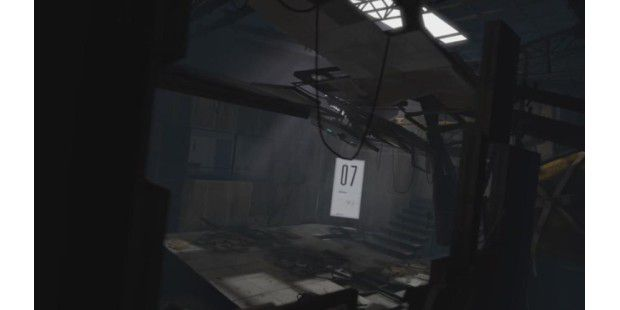 Screenshots aus Portal 2