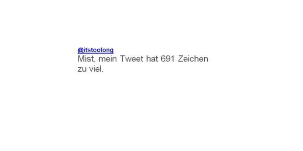 """Die besten Twitter aus """"twitter - Das Leben in 140 Zeichen"""""""