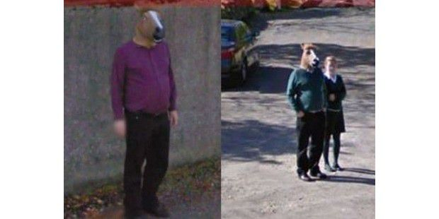 15 mysteriöse Funde in Google Street View & Google Earth