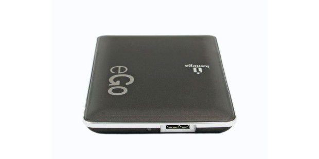 Iomega eGo Portable Hard Drive USB 3.0 500 GB