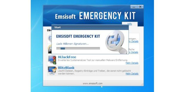 Emergency Kit - Anti-Malware