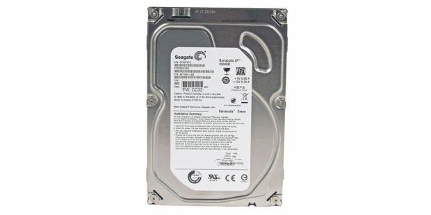 Seagate Barracuda Green 2000GB (ST2000DL003) im Test