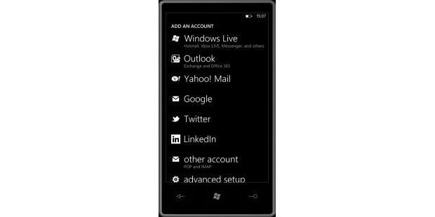 "Windows Phone 7 Codename ""Mango"""