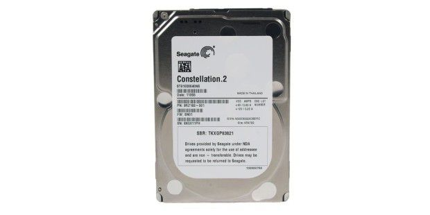 Seagate Constellation 2 1TB ST91000640NS