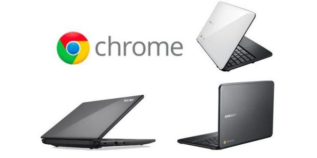Die ersten Chromebooks von Google