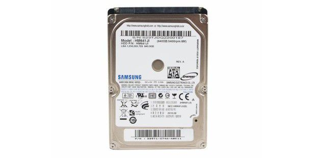 Samsung Spinpoint M7E 640GB HM641JI