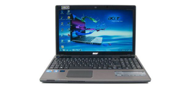 3D-Notebook: Acer Aspire 5745DG